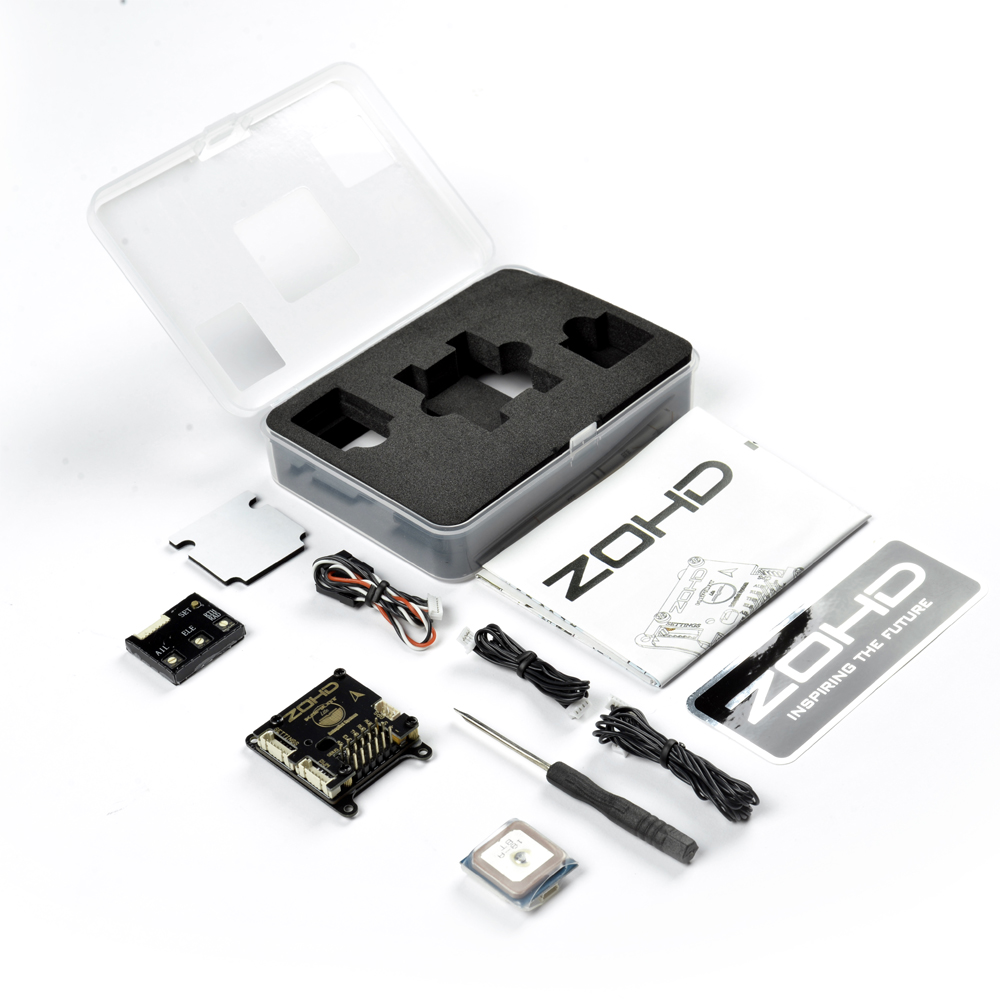 ZOHD Kopilot Lite Autopilot System For Fixed Wing RC Pilot Airplane FPV And LOS Include GPS Adjustmeng Central Processing Module