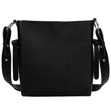 Fashion Shoulder Bag Pu Synthetic Leather Small Square Simple Shopping Ladies Essential Messenger