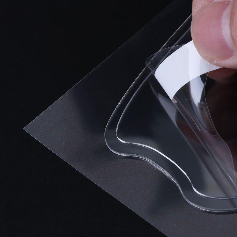 Anti-Fog Helmet Universal Lens Film For Motorcycle Visor Shield Fog Resistant Moto Racing Accessories Y5GF