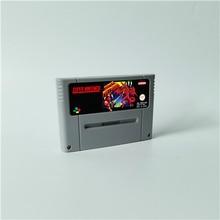 Carte de jeu Super métroisée ou Hyper métrodie rpg Version EUR économie de batterie