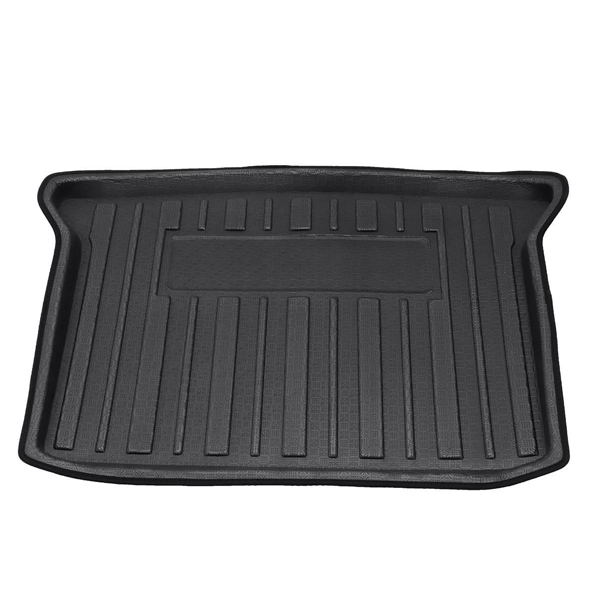 cheapest Rear Cargo Liner Boot Trunk Floor Mat Tray Carpet Mats Mud Kick For Mazda CX-30 CX30 2019 2020  Carpet Mud Protective Pad  1PCS