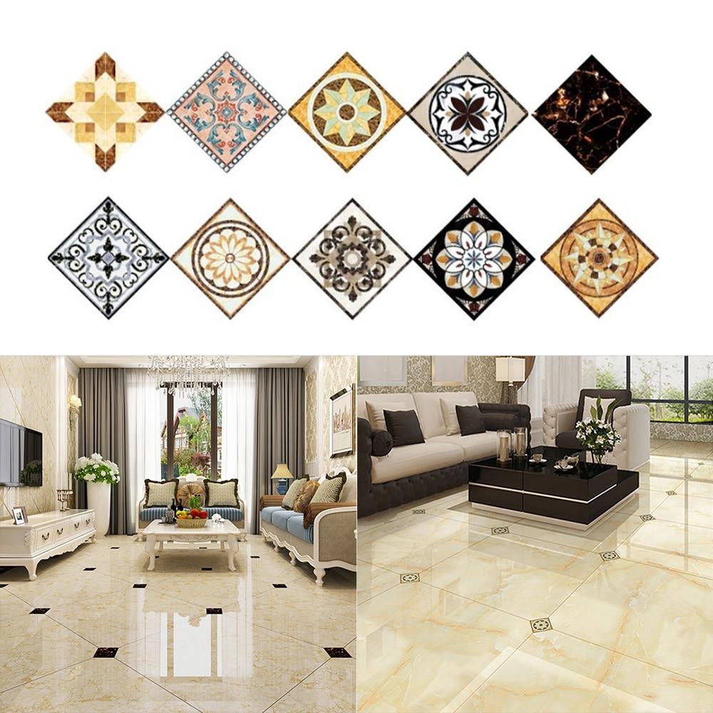 20pcs Pvc Self Adhesive Ceramic Tile