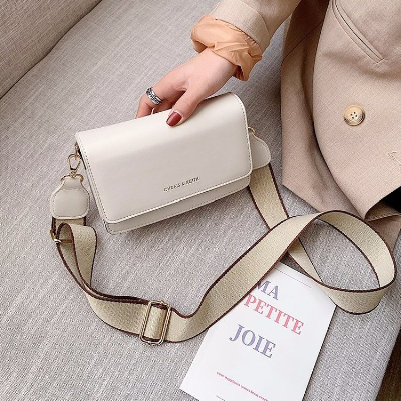 Woman's Mini Crossbody Bag Fashion Tas Portemonnees Female Wide Shoulder Strap Shouder Bags 2020 Voor Vrouwen Messenger Tote