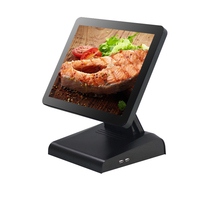 cash register Touch Pos System Restaurant Factory Price Wholesale High Quality All In One pos hardware