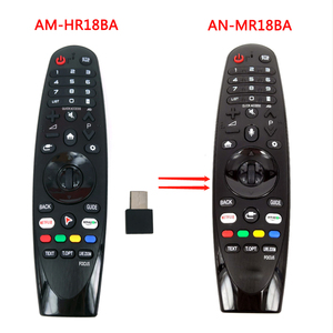 Image 3 - New AM HR18BA For LG AN MR18BA AEU Magic Remote Control with Mate Select 2018 Smart TV Fernbedienung