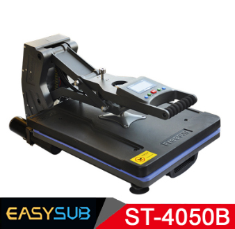 ST-4050B 40x50CM Heat Press Machine Sublimation Heat Press Heat Transfer Without Hydraulic Phone Case/T shirt/Puzzle/Rock/Glass