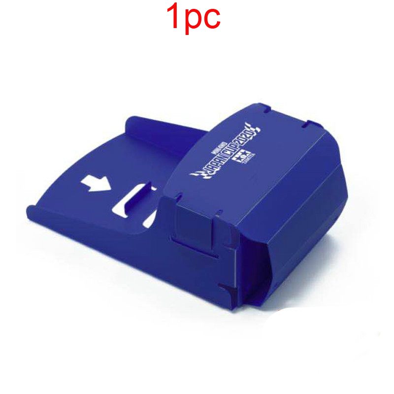 1PC 95134 <font><b>4WD</b></font> Car Catcher <font><b>Track</b></font> Pick-up Box Pick Up Device Receive Tools J-CUP 2020 <font><b>Tamiya</b></font> <font><b>Mini</b></font> <font><b>4WD</b></font> Station Replacement Parts image