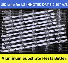 """1027Mm Led Backlight Lamp Strip 9 Leds Voor Lg Innotek Drt 3.0 50 """"_ A/B Type REV01 REV02 140218 140107 50 Inch Lcd Monitor"""