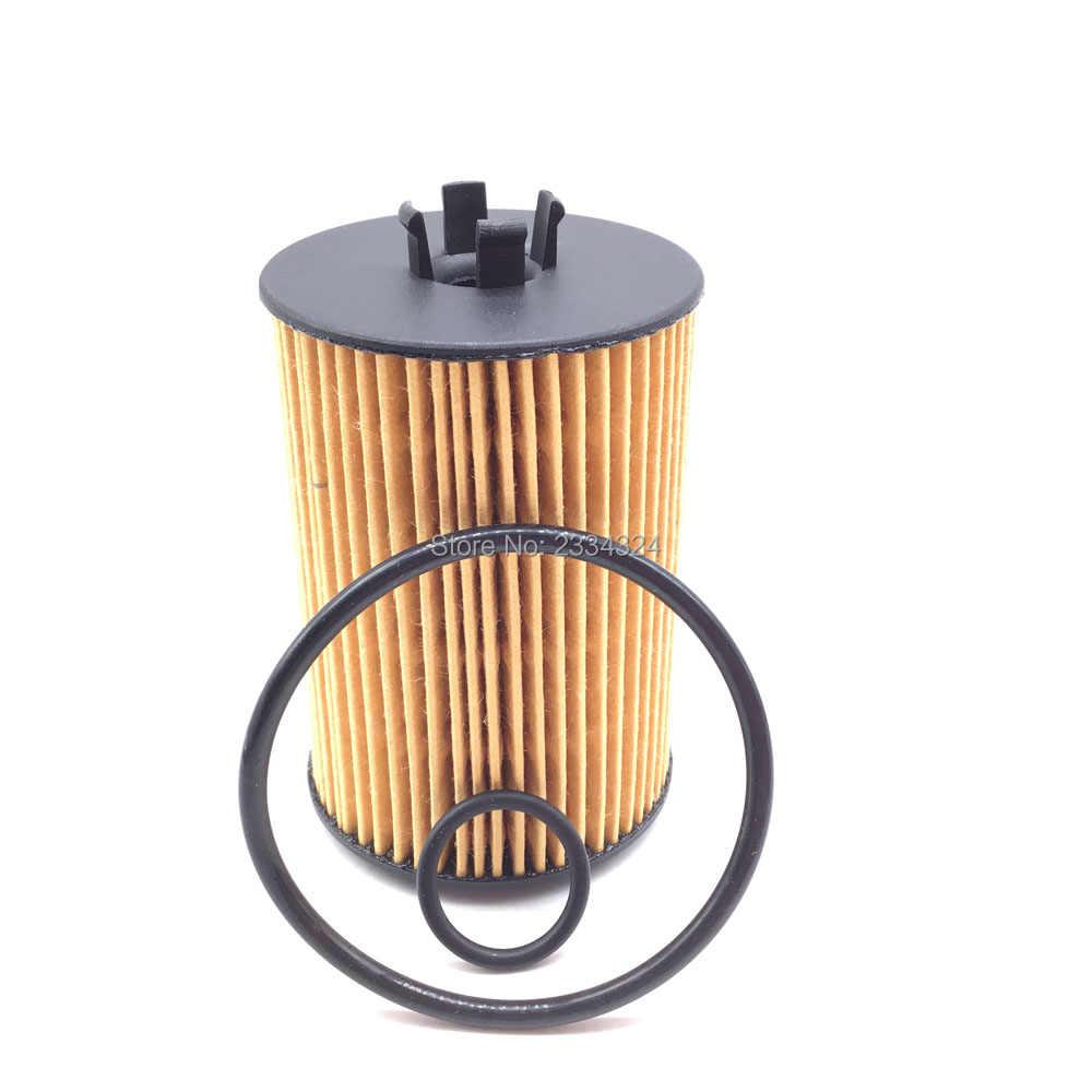 BOSCH Oil Filter Insert Fits MERCEDES A B-Class W245 1.5-2L 2004-2012