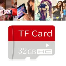 Ultra High Speed Small Size Micro SDHC Class 6 TF Card Memory Card With Adapter for Smartph