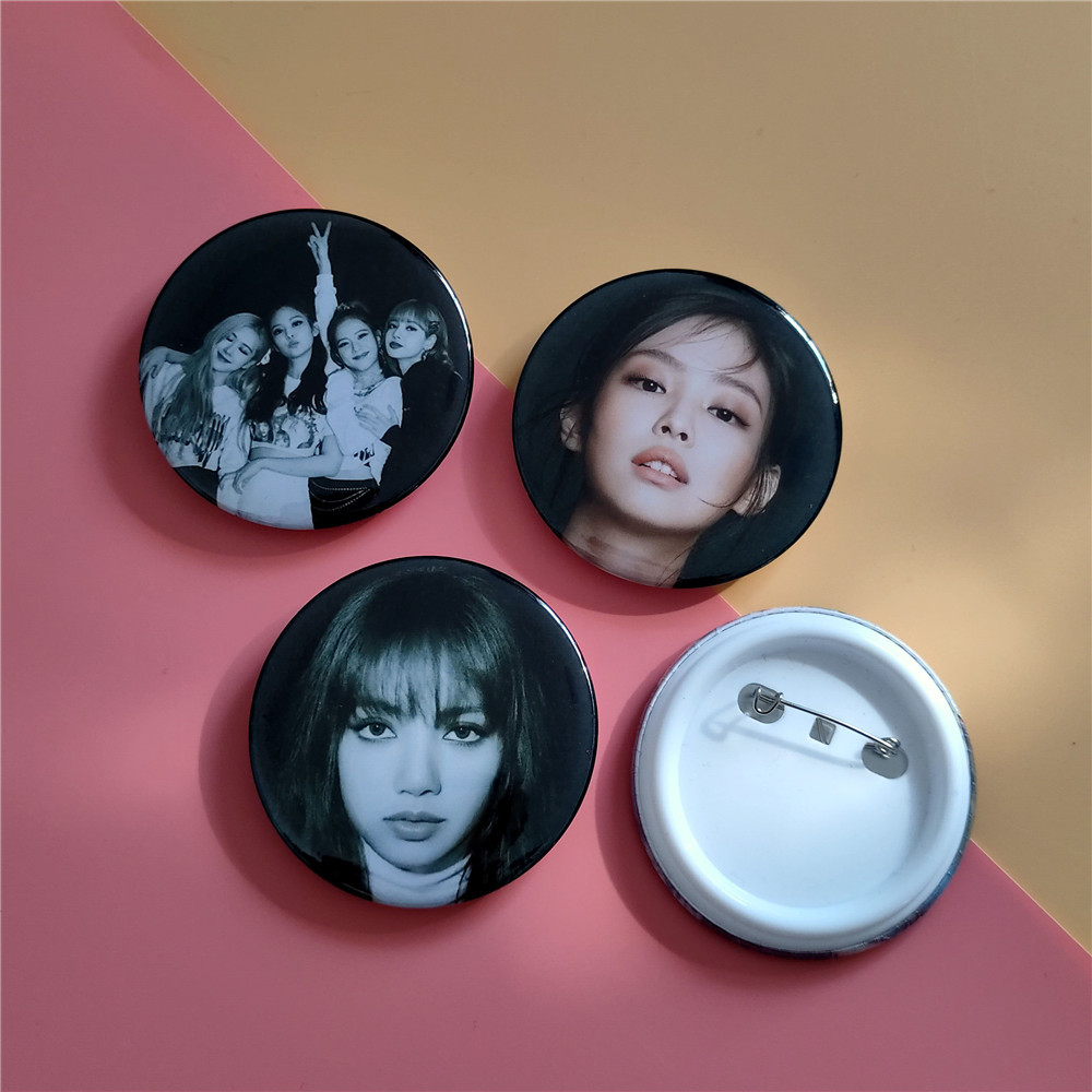BLACKPINK Badges 2020