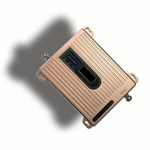 Image 2 - 2g 3g 4g 트리플 밴드 신호 부스터 gsm 900 dcs lte 1800 fdd lte 2600 휴대 전화 신호 리피터 핸드폰 셀룰러 앰프