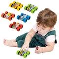 Детский игрушечный автомобиль, инерционная двухсторонняя трюковая машина-граффити, модель внедорожника, автомобиль, детская игрушка, пода...