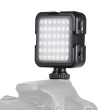 Andoer – éclairage Ultra lumineux LED 42LED 6000K pour photographie, lampe pour appareil photo, Canon, Nikon, Sony, Vlog, DSLR, SLR