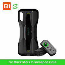 Original Xiaomi Black Shark 2 Gamepad Case Clip shape Portable Game Controller Mechanical Rail Connection Case BlackShark 2
