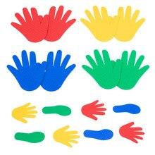 Jeu sensoriel pour enfants, jouets éducatifs, activité de saut rampant en plein air et en intérieur, accessoire de Sport pour la maternelle