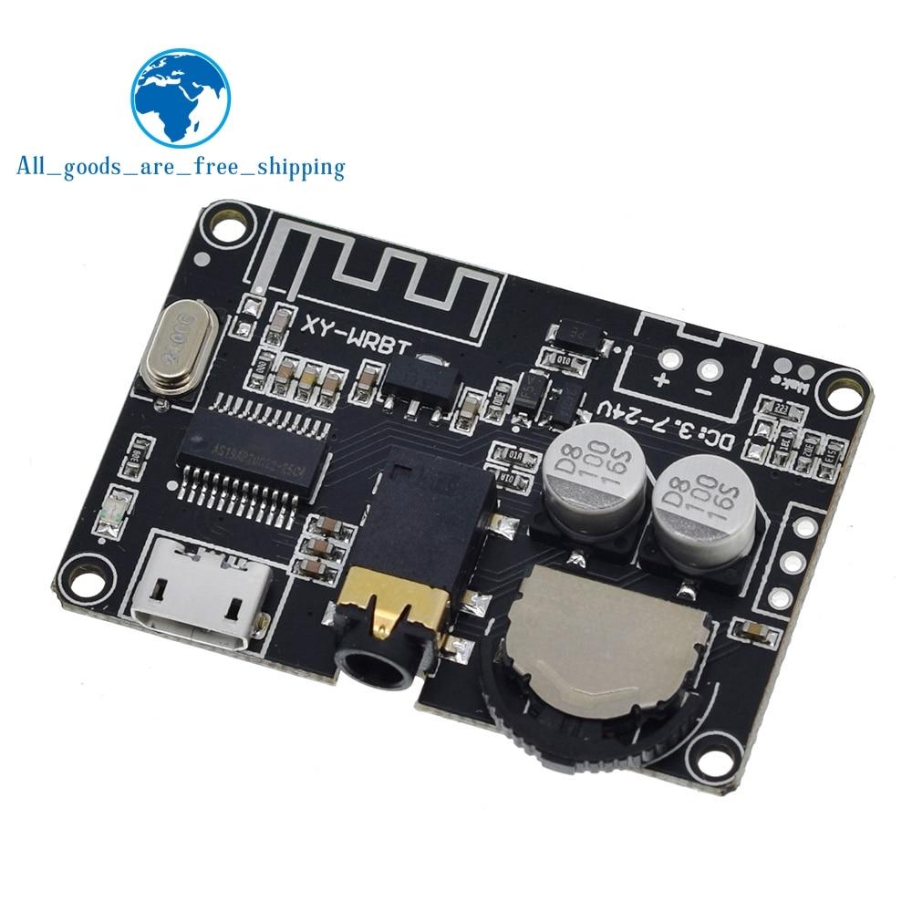Placa receptora de Audio Bluetooth 5,0 mp3 descodificador sin pérdidas placa Módulo de música estéreo inalámbrico XY-WRBT
