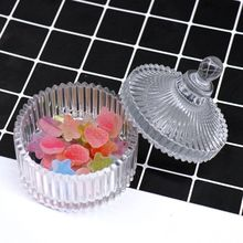 N58F Box Resin Molds| Silicone Jewelry Box Molds with 9-Slot Epoxy Resin Molds| Round Trinket Box Molds for Making Resin Box