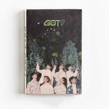Album Lomo-Card Gift-Collection GOT7 K-POP Paper New 32pcs/Set Fans Self-Made