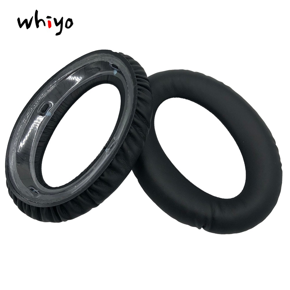 1 pair of Earpads Replacement Ear Pads Spnge for <font><b>Sennheiser</b></font> HME95 HMEC250 HD380 HD380 Pro Sleeve Headset Earphone Headphones image