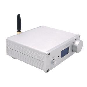 Image 3 - TZT SU9 Dual AK4493 + Bluetooth 5.0 + Amanero USB DAC Decoder Support DSD W/ OLED Display