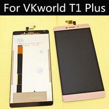 Ensemble écran tactile LCD de remplacement, pour VKworld T1 Plus, 6.0 pouces, Original