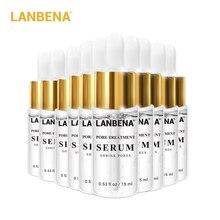 LANBENA Pore Treatment Serum Essence Shrink Pores Relieve Dryness Oil Control Fi