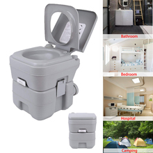 Honhill Portable Toilet Outdoor Camping Load 130kg Adult Children Mobile Toilet Camping Toilet For Home Hospital Travel Boat 20L