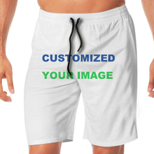 NOISYDESIGNS 2019 Fashion Men Beach shorts Masculi