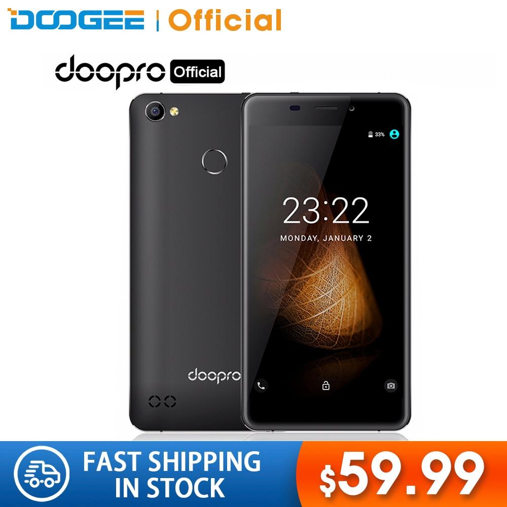 Doogee Doopro C1 Pro Android 7.1 SmartPhone 5.3'' Incell 2GB RAM 16GB ROM 4200mAh Snapdragon Quad Core 13.0MP Fingerprint 4G