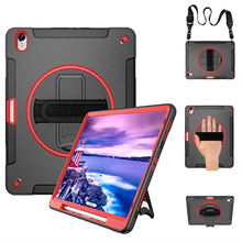 For iPad Pro 12.9 inch 2018 Case with Pencil Holder Tablet Protective Cover Kick