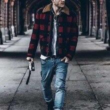 Dropshipping Autumn Jacket Men Casual Fashion Military Jackets Coats Turn Down Collar Cotton Jacket Chamarras Para Hombre M-3XL