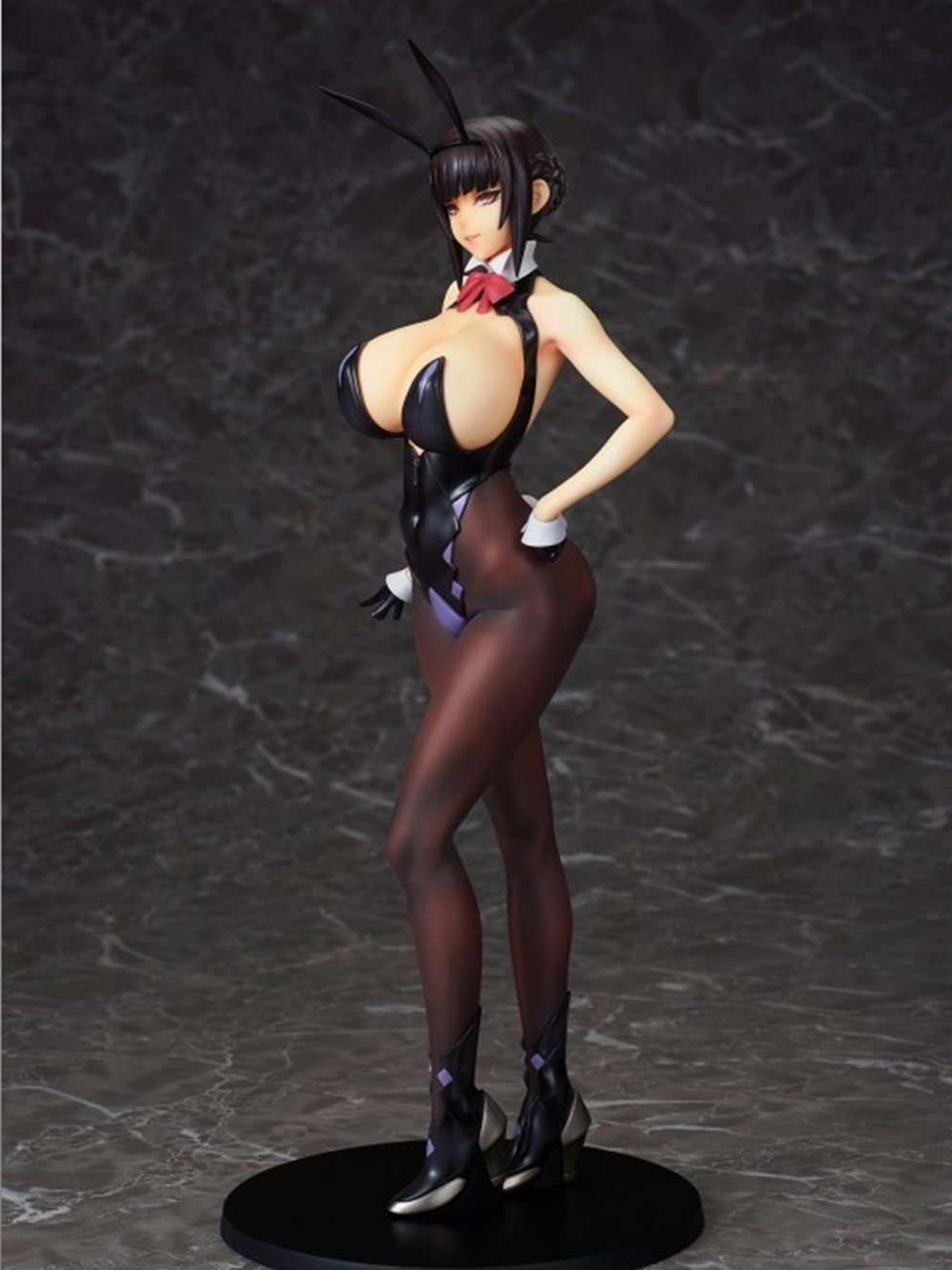 1/5 Scale Painted Anime <font><b>Sexy</b></font> BUNNY <font><b>GIRL</b></font> Izayoi Erika Soft Chest Adult Dolls R18+ PVC Dress Up <font><b>Action</b></font> <font><b>Figure</b></font> Model Toy BOX D684 image