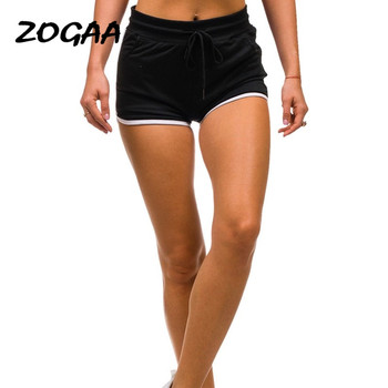 ZOGAA 2020 Women's Shorts Jogging Fitness Shorts Sports Mixed Lightweight Simple Simple Comfort zogaa 2020 woman shorts kurzhose jogging fitness kurz sporthose mix g7g motiv woman shorts booty shorts
