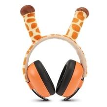 Детские шумозащитные наушники для детей, детские Звукоизолированные наушники для малышей, противошумные наушники, гарнитура, Защита слуха, защита для ушей