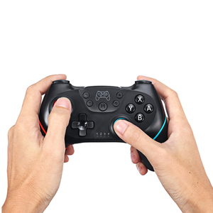 Image 4 - 2020 Bluetooth Pro Gamepad for N Switch NS Switch NS Switch Console Wireless Gamepad Video Game USB Joystick Controller Control