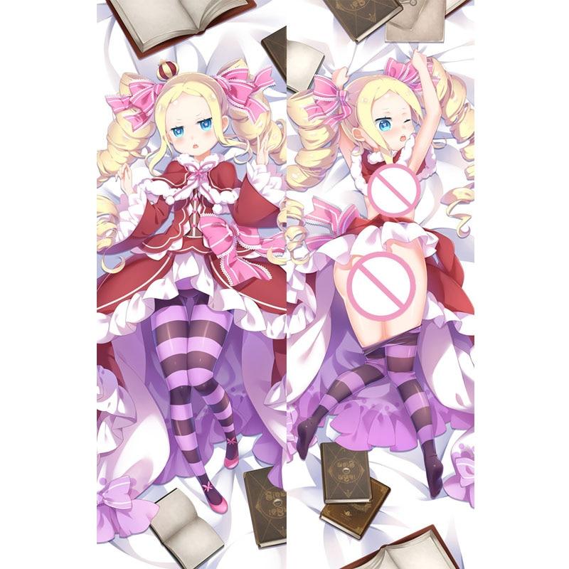 "150x50 Hataraku Saibou Platelet Anime Dakimakura Otaku Cover PillowCase 59/"""