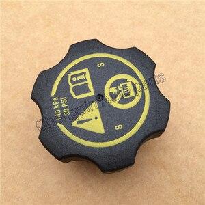 Image 2 - Orijinal motor radyatörü/soğutucu kurtarma deposu kapağı OEM #13502353 316702182 için Chevrolet Cruze