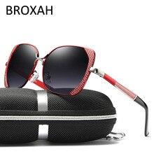 Fashion Oversized  Polarized Sunglasses Women Brand Designer Ladies Sun Glasses for Driving Vacation Female Glasses