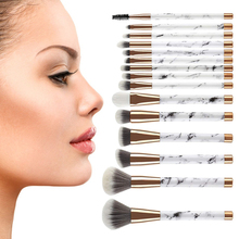 Cosmetic-Kit Makeup-Brush Concealers-Eye Blending-Face-Powder Professional Synthetic