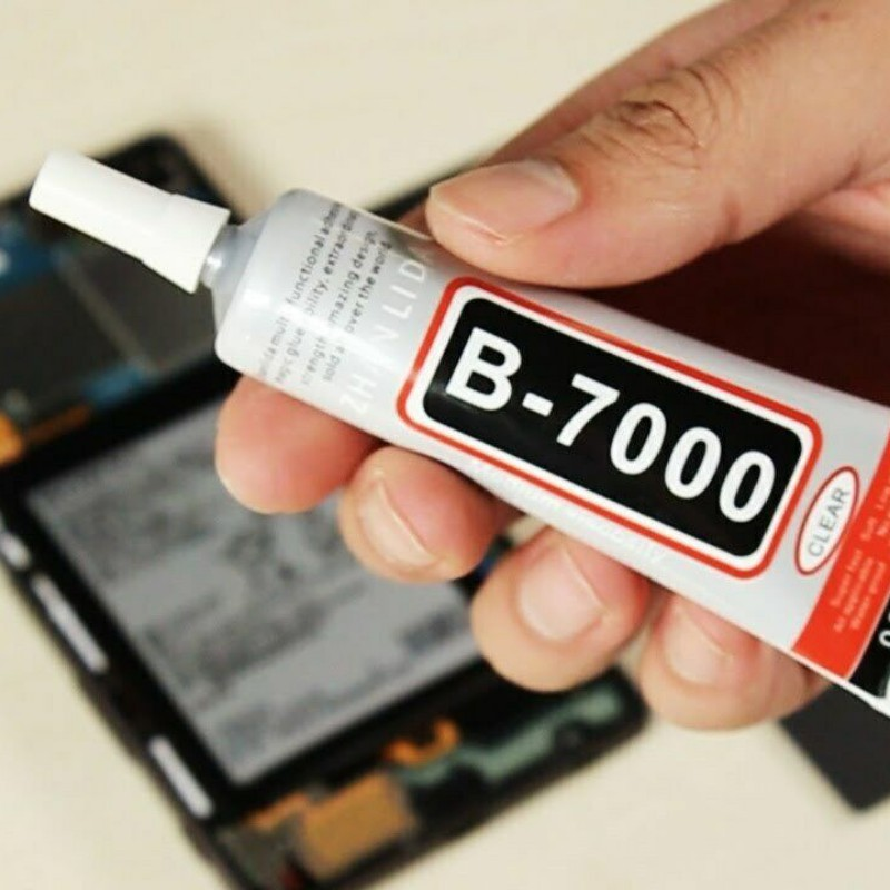 25ml B7000 Glue Mobile Phone Touch Screen Superglue B-7000  DIY Jewelry Decorative Mobile Phone Screen Glue