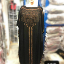 Новое Африканское бриллиантовое шифоновое длинное платье Дашики из хлопка для леди длина: 138 см Ширина: 113 см(zuan