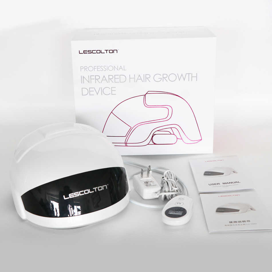 Männer Haar wachstum Kappe helm Laser Haar Nachwachsen Laser Helm Haarausfall Laser Behandlung Haar Schnelle Wachstum Anti Haarausfall gerät