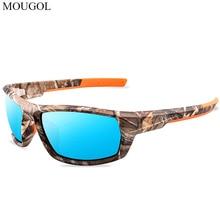 MOUGOL Brand Sport Polarized Sunglasses Metal 3D Mirrored lens Men Driving Fishing Sun glasses UV400 Summer Shades Eyewear women