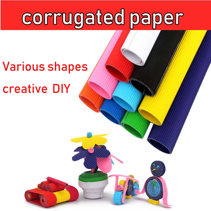 50x70cm Foamiran Sponge Paper 10 PCS Handmade Craft Paper EVA DIY Crafts Materials Cut Foam Paper Nursery Decoration Gift Childr