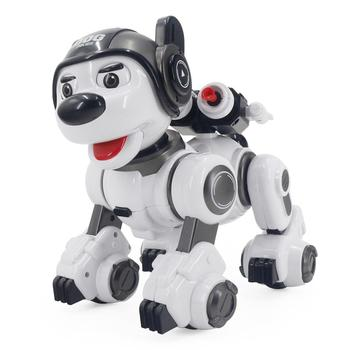 Smart Robot Dog Infrared Remote Control Kids Toys Intelligent Early Education Programmable Robot Dolls For Children Gifts