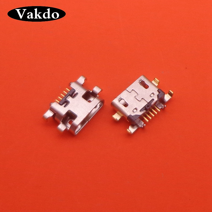 10pcs For Lenovo K5 Note For Redmi 5 Plus For Mei Zu M6 Micro USB Jack Charging Socket Port Connector Replacement Repair Parts