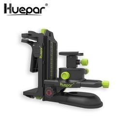 Huepar Laser Stand Laser Level Hanger Multifunctional Magnetic Pivoting Base with Adjustable Clip 360° Adjustable Tool