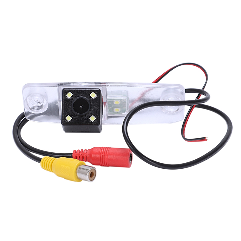 Car Ccd Hd Reversing Rear View Camera For Hyundai Elantra Kia Borrego Sorento|Vehicle Camera| |  - title=