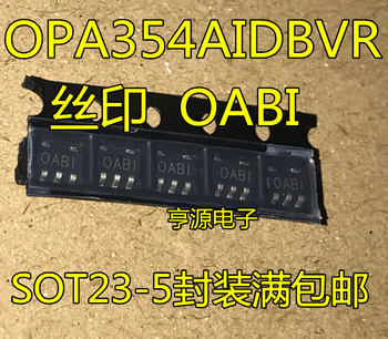 5 шт. OPA354AIDBV OPA354AIDBVR OPA354 OABI